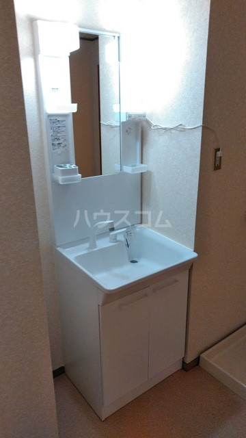 ハウステラサイド 208号室の洗面所