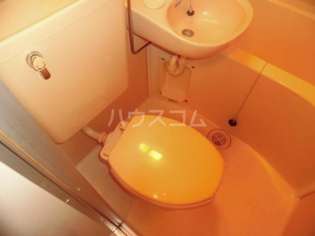 エステート丸山 102号室のトイレ