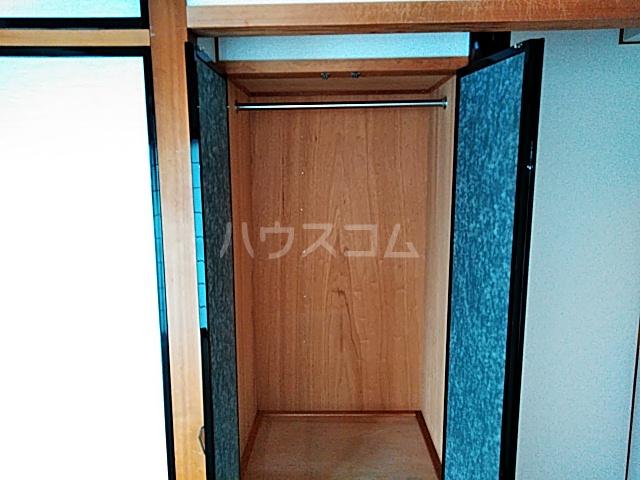 ネクストライフ白沢 201号室の収納
