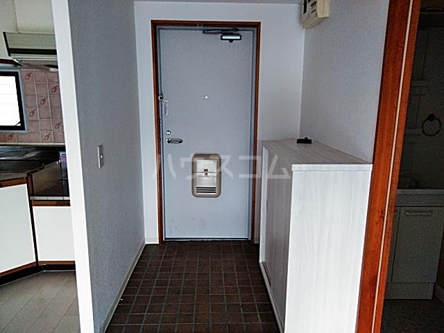 ネクストライフ白沢 201号室の玄関