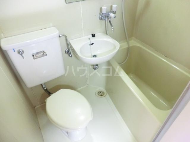 コーポ102 102号室の風呂