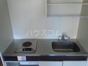 ドリームマンション 303号室のキッチン