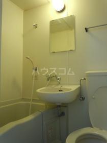 ドリームマンション 303号室の風呂