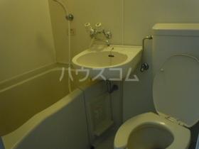 ドリームマンション 303号室のトイレ