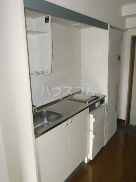 アーバンスクエアーRビル 206号室のキッチン