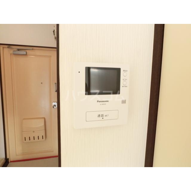 メゾン・ド・ラフィーネ 105号室のセキュリティ
