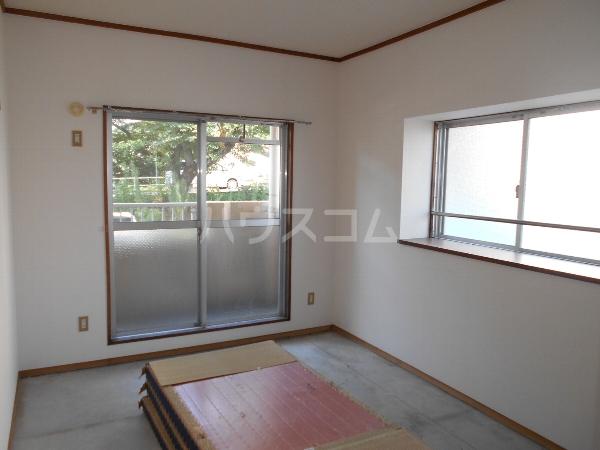 ホープ21 503号室の居室