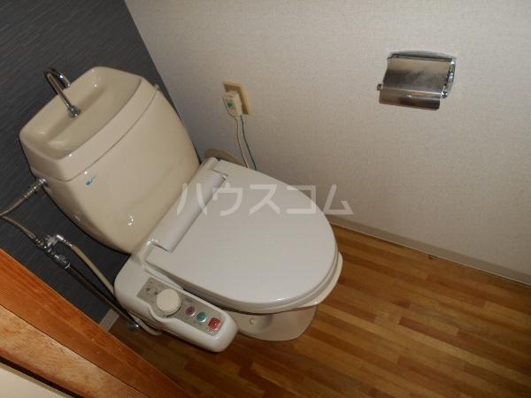 ホープ21 503号室のトイレ
