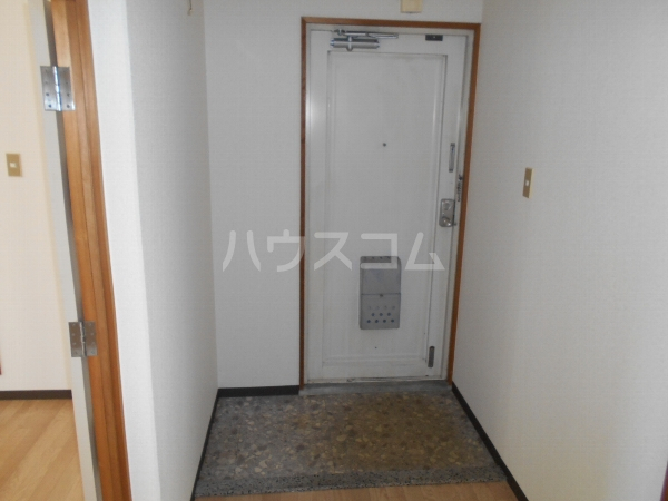 ホープ21 503号室の玄関