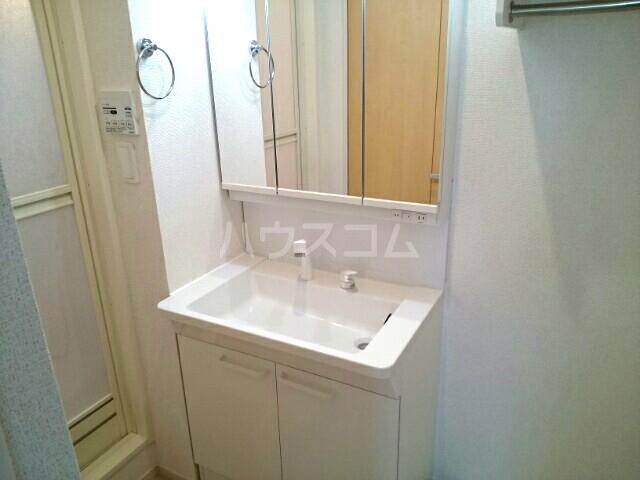 エアリーウッド 01010号室の洗面所