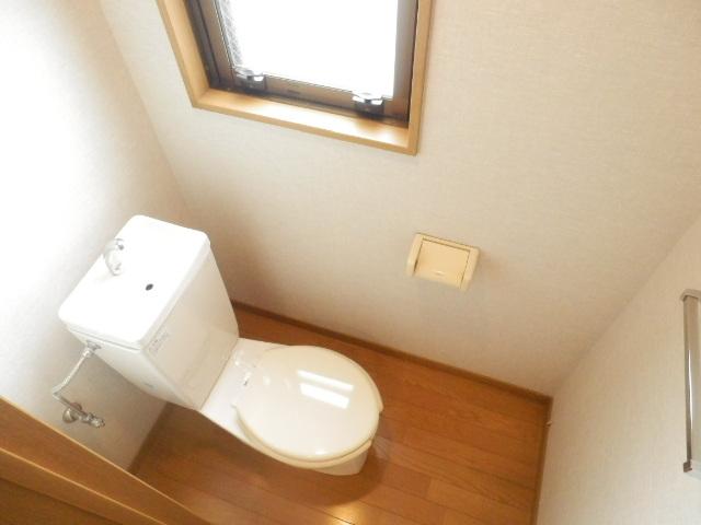 ミユキコーポ 305号室のトイレ