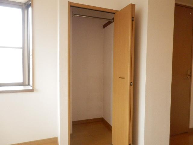ミユキコーポ 305号室の収納