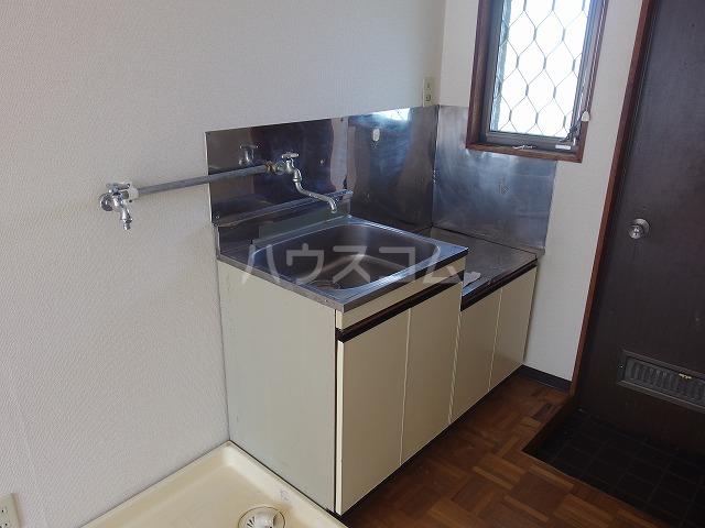 AP・嶋 202号室のキッチン