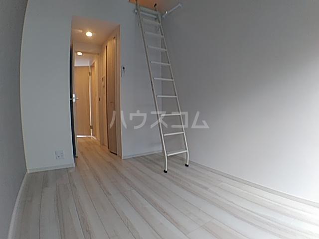 メルディア八王子長沼 202号室のベッドルーム