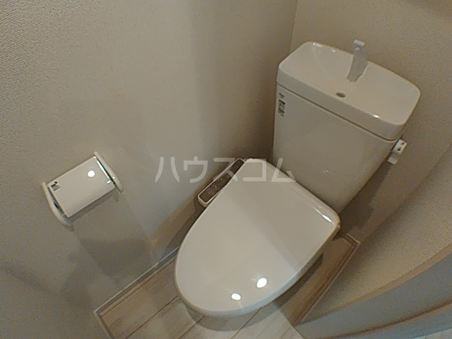 メルディア八王子長沼 202号室のトイレ