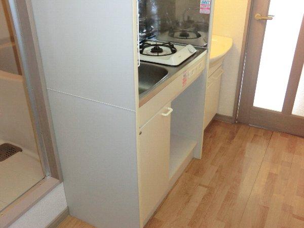 グレイスコート 305号室のキッチン