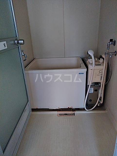 三山ハイツ 203号室の風呂
