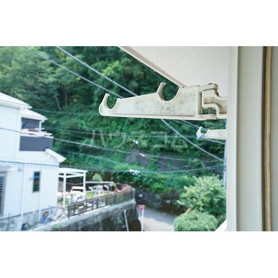 ベルシオン長沼 201号室の景色