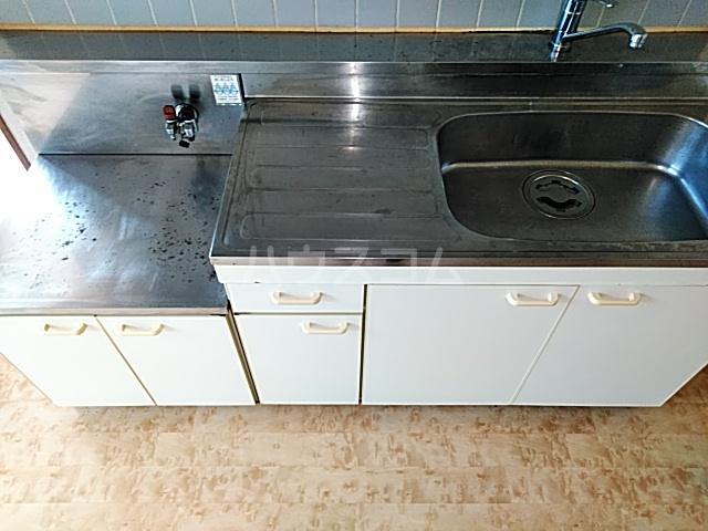 第10宮田ビル 302号室のキッチン
