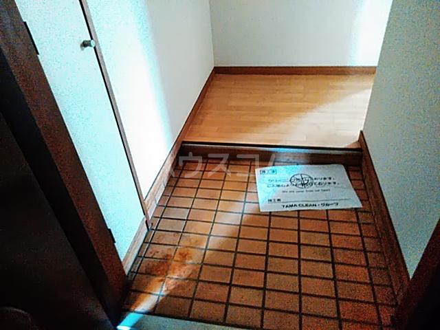 第10宮田ビル 302号室の玄関