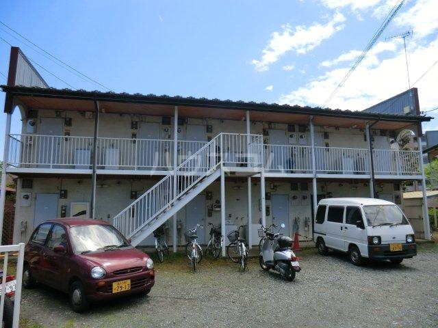 田所コーポA 102号室の外観