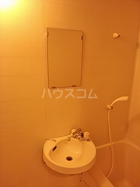 グランフォーラム 105号室の洗面所
