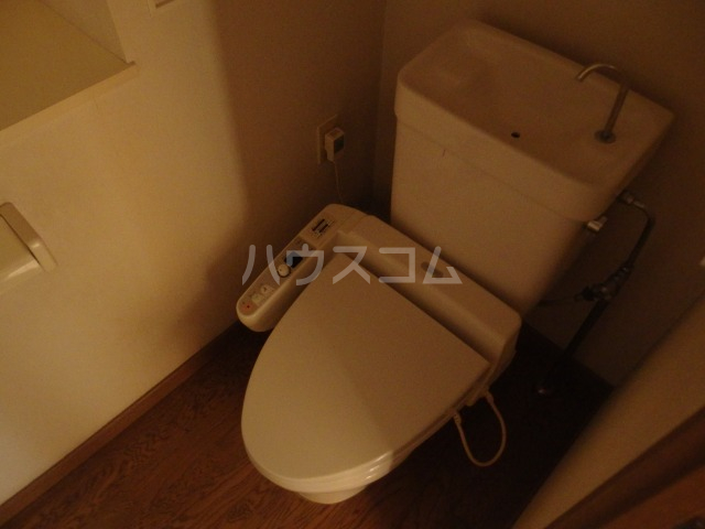 グリーンテラス豊ヶ丘3-1-3号棟 304号室のトイレ