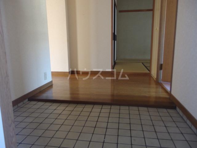 グリーンテラス豊ヶ丘3-1-3号棟 304号室の玄関