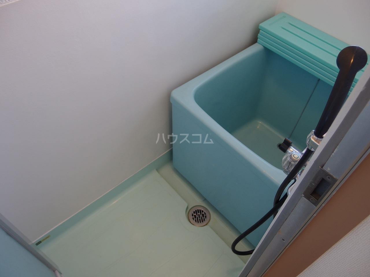 Villa松原 202号室の風呂