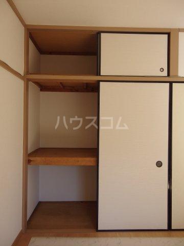 Villa松原 202号室の収納
