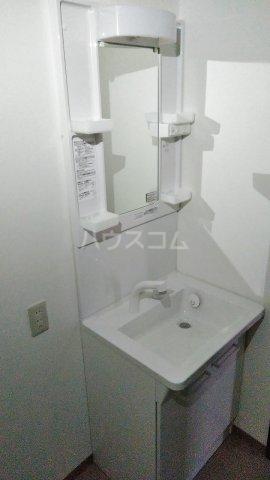 メゾンラフォーレⅡ 302号室の洗面所