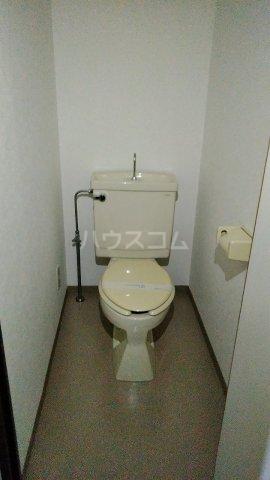 メゾンラフォーレⅡ 302号室のトイレ