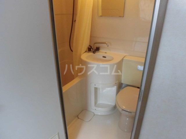 ホワイトプラザ 101号室の風呂