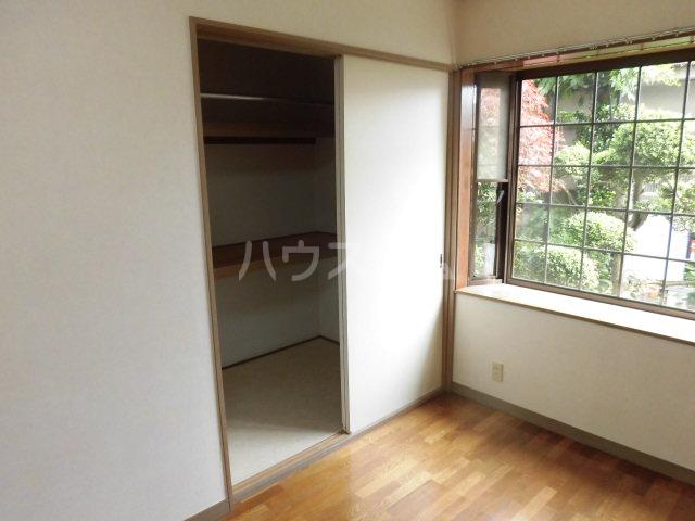 ホワイトプラザ 101号室の収納