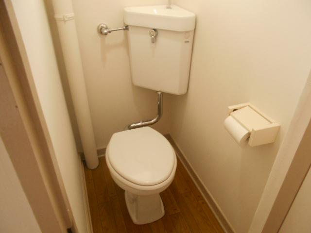 第1スザキハイツ 103号室のトイレ
