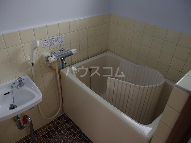 コーポ第一大木 203号室の風呂