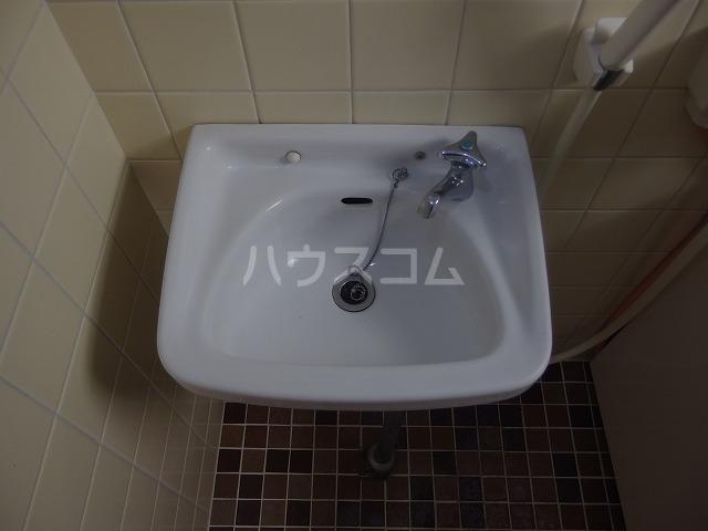コーポ第一大木 203号室の洗面所