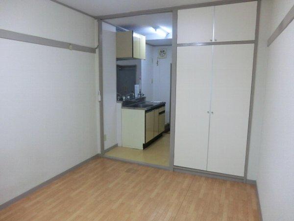 コーポサンドエル 206号室のバルコニー
