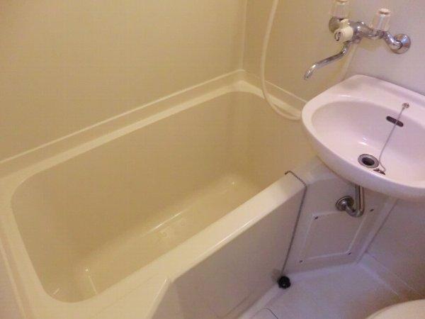 コーポサンドエル 206号室の風呂