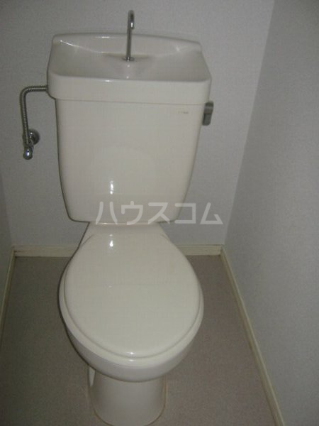 ハイツアイカ松本 102号室のトイレ