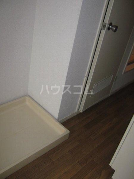 ハイツアイカ松本 102号室の洗面所
