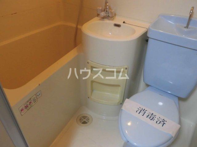 メゾン コリーナ 205号室の風呂