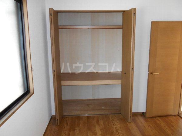 セントポーリアA A201号室の収納
