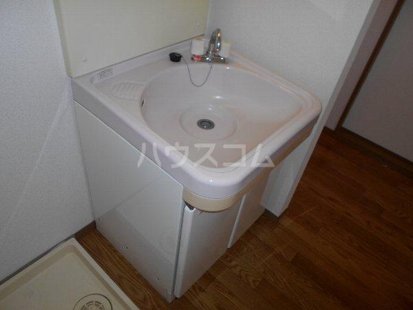 セントポーリアA A201号室の洗面所