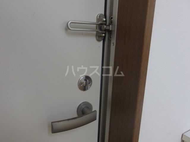 メゾン・東中野 C号室のセキュリティ