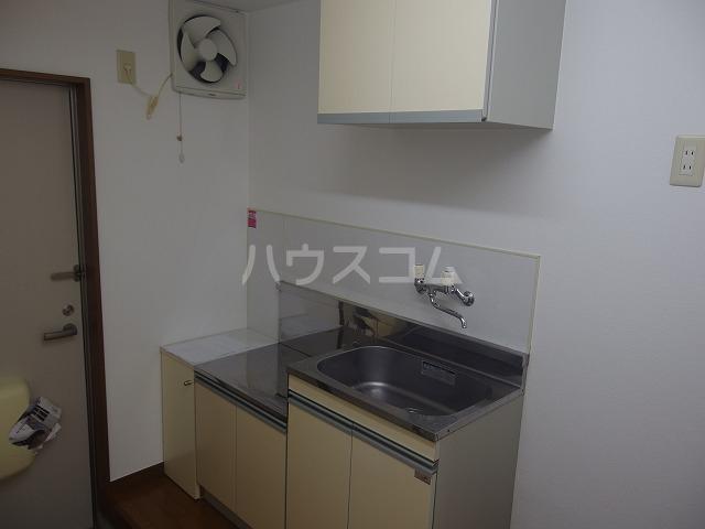 メゾン・東中野 C号室のキッチン