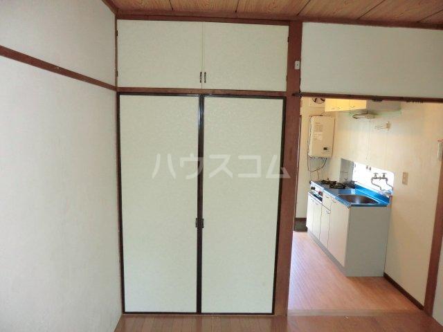 田所コーポA 102号室の収納