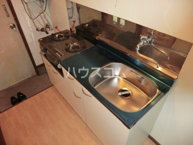 田所コーポA 102号室のキッチン