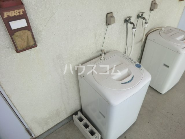 田所コーポA 102号室の洗面所
