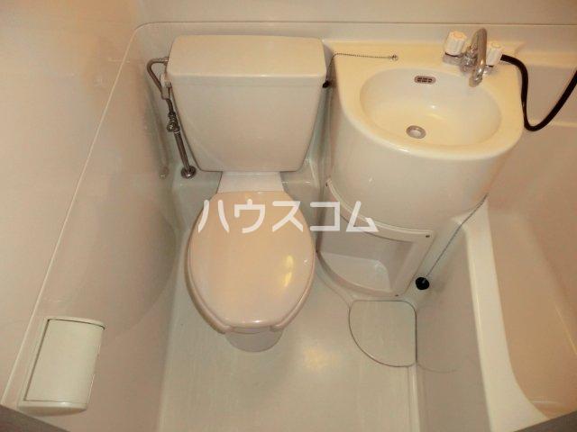 田所コーポA 102号室のトイレ